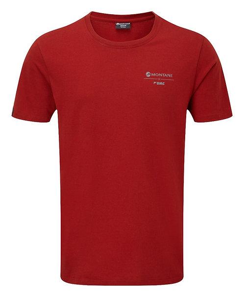 CRAG CALLS T-SHIRT(クラッグコール Tシャツ)カラー/REDWOOD
