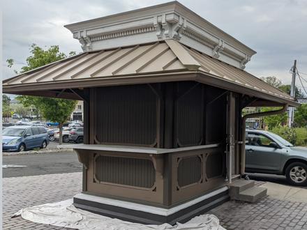 Boxcar's New (Tiny) Home