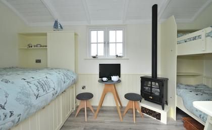 Shepherd Hut Interior 2