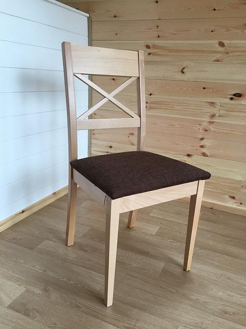 Anna Cross Chair - Set of 3