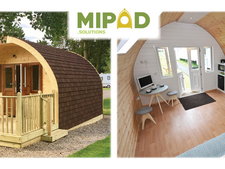 Come and see our Royal Pod at the NEC next month...