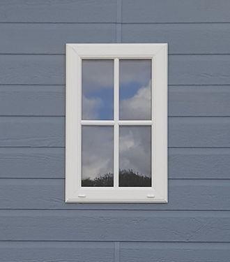 Shepherd Hut Side Window