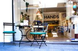 The Hands renovation in Piraeus