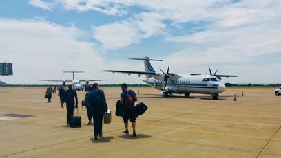 Botswana, 2018.
