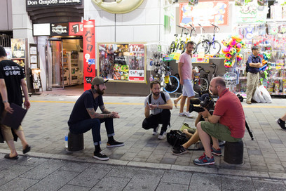 Tokyo, 2015.