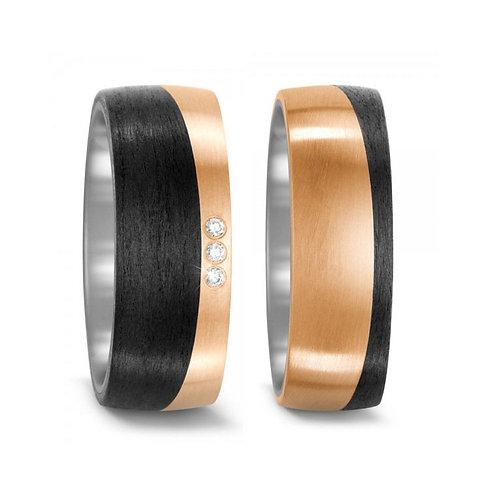Eheringe Verlobungsringe Trauringe Hochzeitsringe Diamant Bronze