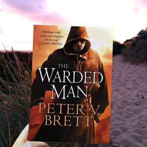 Review   The Painted Man   Peter V Brett