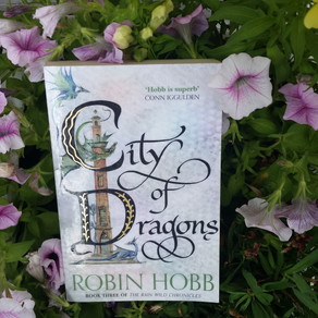 Review | City of Dragons | Robin Hobb