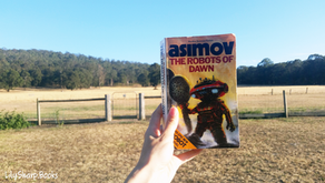 Review | The Robots of Dawn | Isaac Asimov