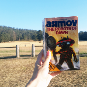 Review   The Robots of Dawn   Isaac Asimov