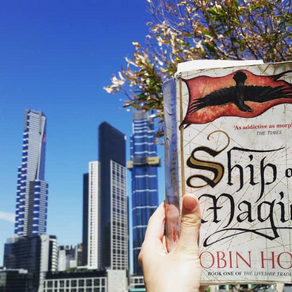 Review | Ship of Magic | Robin Hobb
