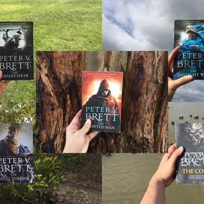 Review   The Demon Cycle quintet   Peter V. Brett