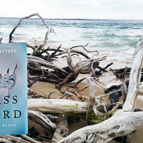 Review   Glass Sword   Victoria Aveyard