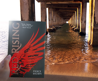 Red Risig by Pierce Brown
