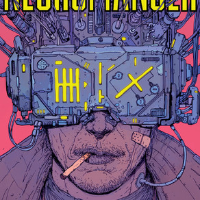 Why Neuromancer by William Gibson is hard-slog-read