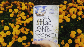 Review | The Mad Ship | Robin Hobb