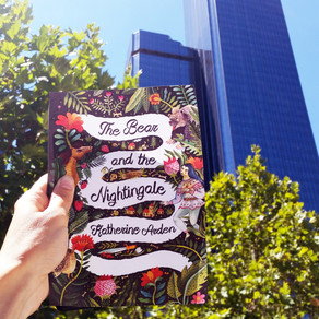 Review   The Bear and the Nightingale   Katherine Arden