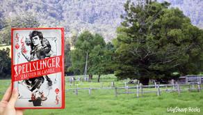 Review | Spellslinger | Sebastien de Castell