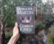 A Clash of Kings George RR Martin