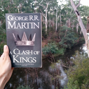 Review   A Clash of Kings   George R.R Martin
