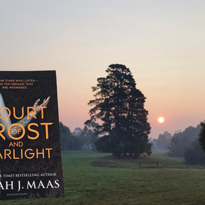 Review   A Court of Frost and Starlight   Sarah J Maas