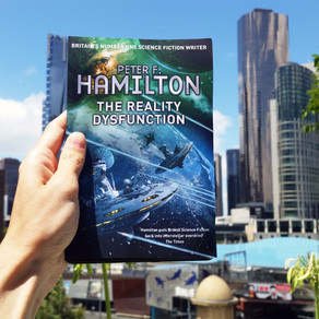 Review: The Reality Dysfunction   Peter F Hamilton