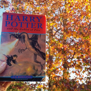 Review   Harry Potter and the Goblet of Fire   J.K Rowling