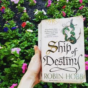 Review | Ship of Destiny | Robin Hobb