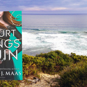 Review   A Court of Wings and Ruin   Sarah J Maas