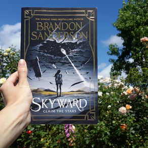 Review   Skyward   Brandon Sanderson