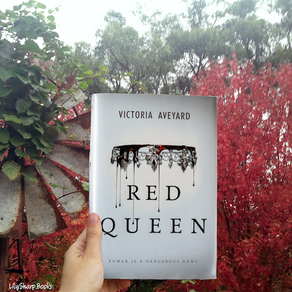 Review   Red Queen   Victoria Aveyard