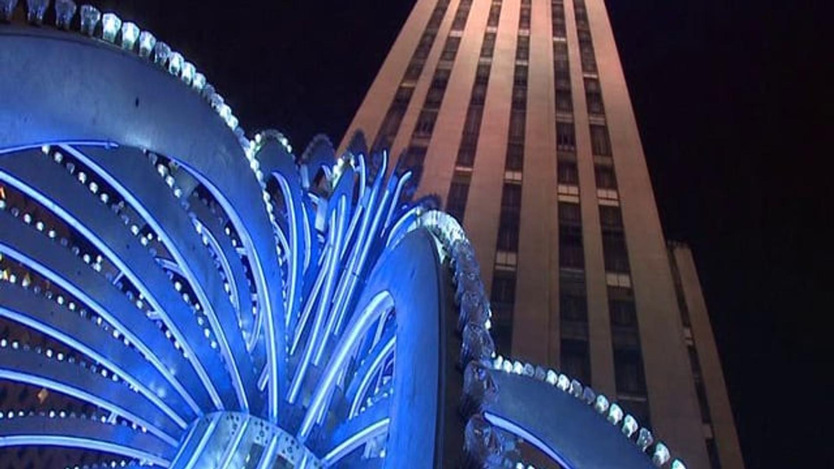 Vimeo-Video Electric Fountain 2008