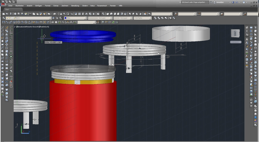 Geräteentwicklung/ Produktentwicklung