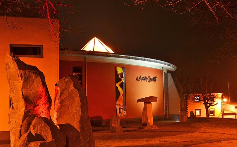 Lava-Dome - Deutsches Vulkanmuseum Mendig