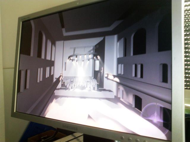 Vorproduktion an 3D-Modell