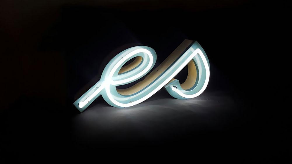 Neon Objekt