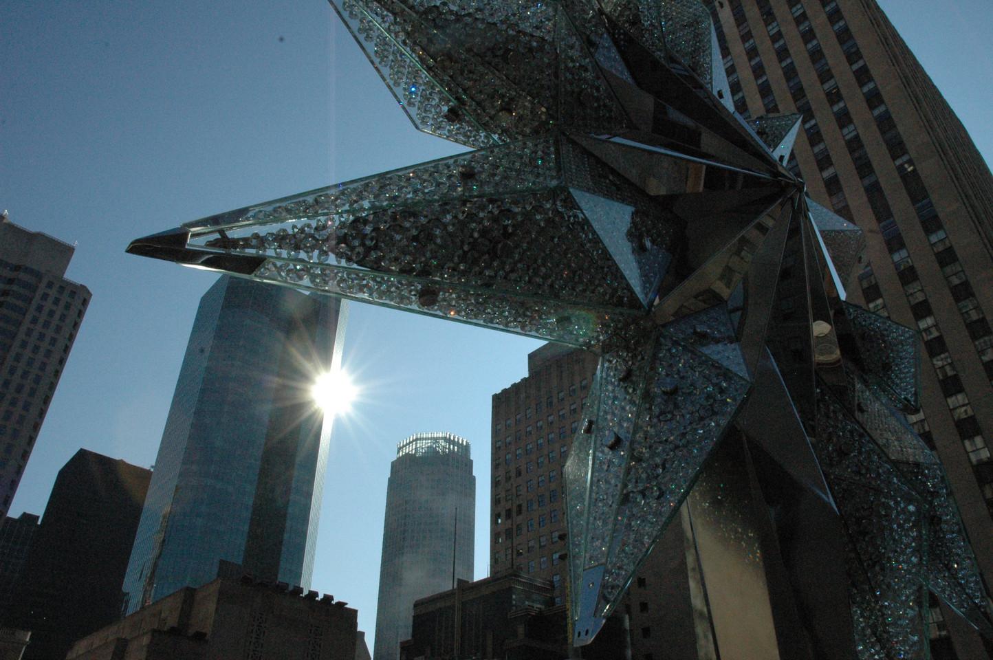 Swarovski Stern NYC