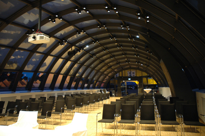 Glaskuppel, Eventcenter Schloss Montabaur