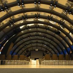 Eventcenter Glaskuppel Schloss Montabaur