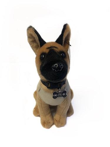 K9 Stuffed Toy Dog