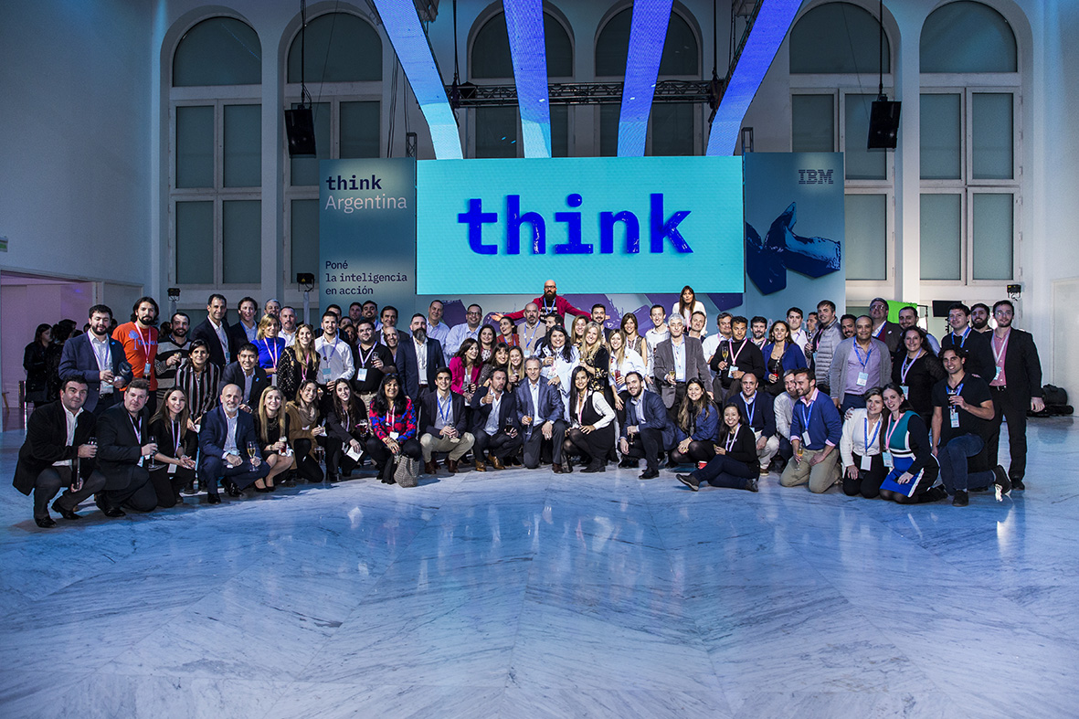 Evento IBM Think DIA 2 BAJA385