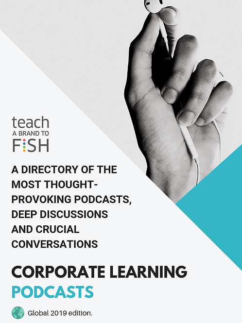 Corporate Learning - Podcasts Directory