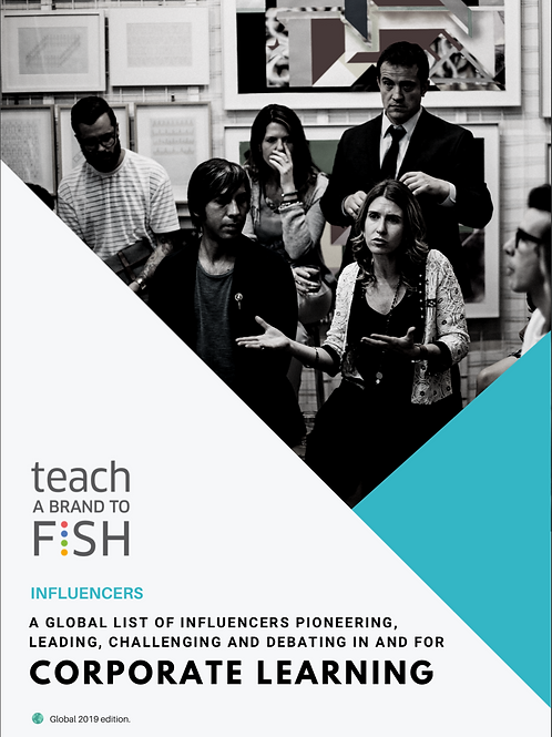 Corporate learning - Influencers Directory