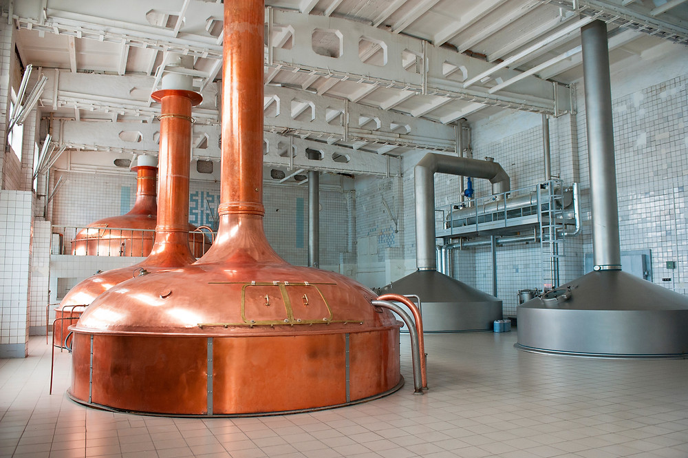 Image of a Brewery