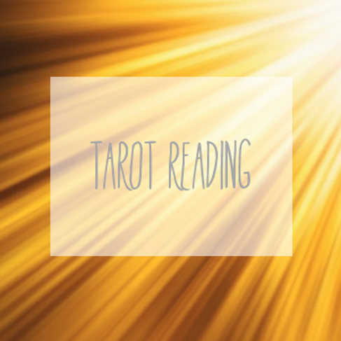 """TAROT READING"""