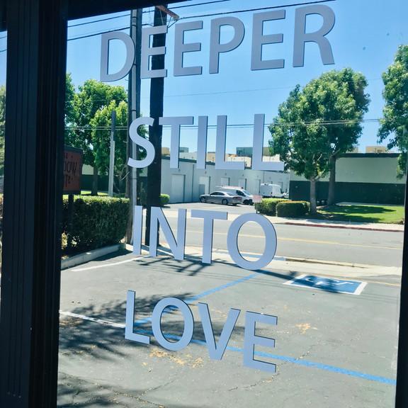 Deeper Still Into LOVE