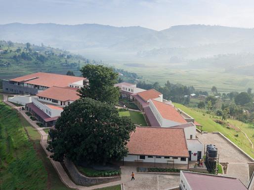 Butaro Hospital - saúde de qualidade em arquitetura vernacular