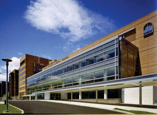 Reforma em cinco fases renova Kings County Hospital Center, em Nova York