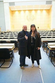 Voyage Officiel À L ONUG Genève à partir