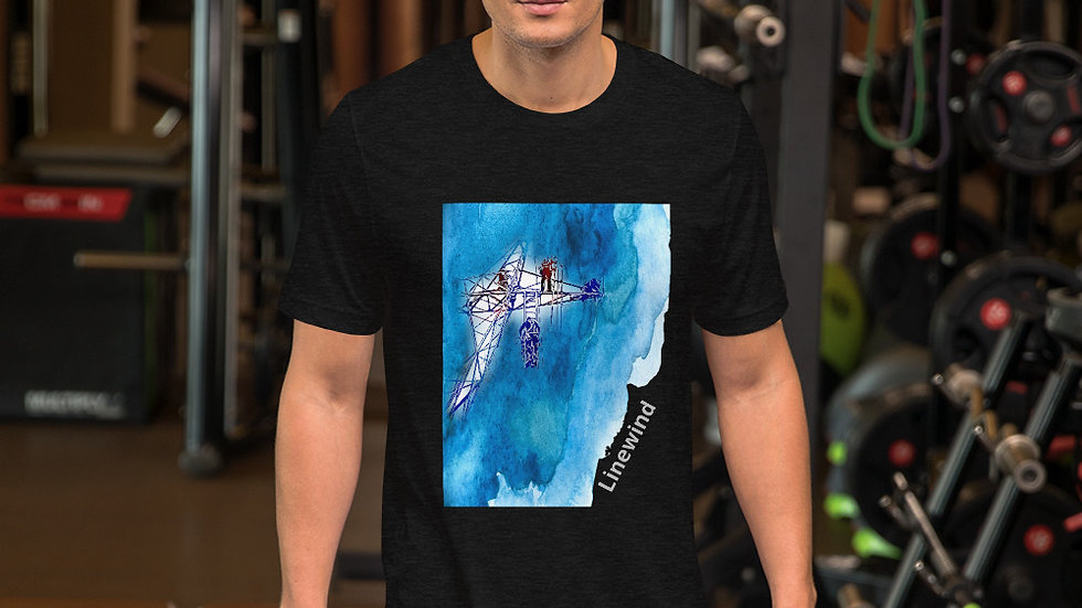 Short-Sleeve Blue Sky T-Shirt